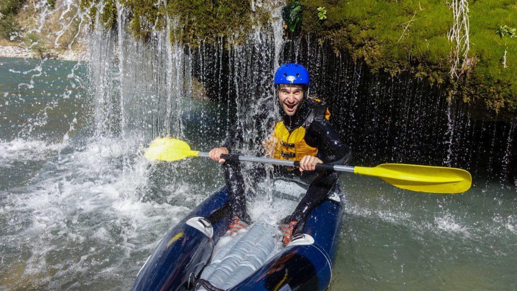 Kayak Verdon Castellane